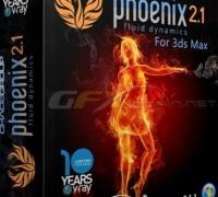PhoenixFD for 3dmax 2009-2014 32&64BIT 破解免费下载