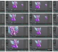 Spine 动画制作视频2-动作制作