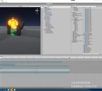 王先生零基础特效教程09-传送门爆破(Rayfire、U3D、陨石、火球)