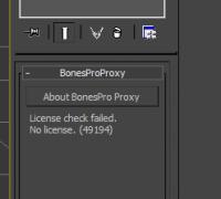 Bonespro4.52怎么突然间不能用了
