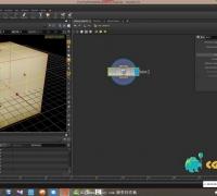 houdini影视特效基础课程 第2课 工程文件设置+小案例