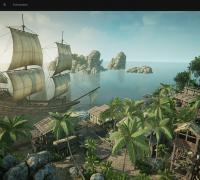 Pirates Island 海盗岛 场景
