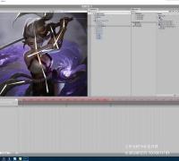 王先生零基础特效教程06-unity3d简单2D动画(拆分,绑定,动画)