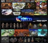 【福州火龙传媒】专业的游戏美术供应商!寻求研发公司长期合作~