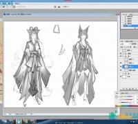 游戏美术必修课程——订制原画师公开课第3课 主讲:王军