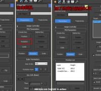 将 3Dmax  镜头 摄像机 动画导入unity的方法