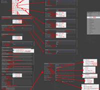 Unity U3D最全粒子系统翻译,含各级子菜单