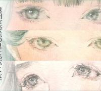 水彩畫也太好看了叭!超仙女的水彩人物眼睛的畫法,趕緊收藏一波