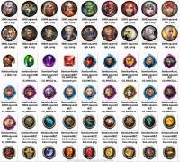 暗黑血统手游全套游戏美术资源素材