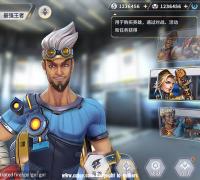 HotPower 中国领先游戏视觉体验创新公司。