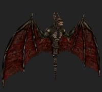 巨型蝙蝠兽