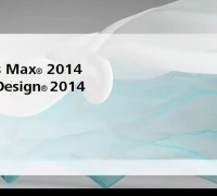3ds Max 2014 新功能New Features- Perspective Match