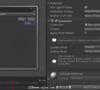 自写Unity编辑器模式下角色Animator动画播放器——做特效对位神器