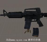 美军突击步枪 M-16