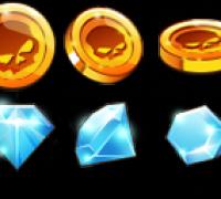 發倆圖標···  金幣  鉆石