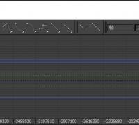 请教问题,max曲线k帧后,后面会自动k一条无限拉长的线