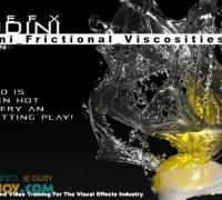 CMIVFX - Houdini Frictional Viscositie 利用Houdini制作粘稠的液体,涉及flip和...