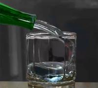 RealFlow流体教程制作倒水动画