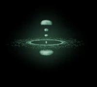 粒子随音乐跳动的教程来啦Audio Particle--第一弹