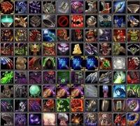 魔獸爭霸所有技能道具icon圖標