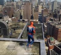 《蜘蛛侠》游戏动画解析(转)
