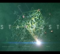 AE教程:制作三维科技感粒子方块