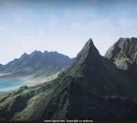 地形環境資源Infinite Affordable Landscapes