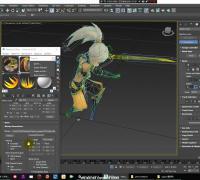 浮生若梦 - 3dMAX导出模型动画到unity3d设置教程