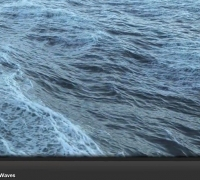 Houdini Off the Shelf – Ocean Waves