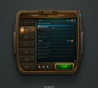 游戏UI动效设计参考