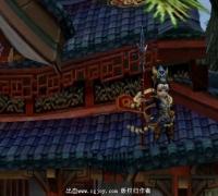 格斗动画大赛作品-《决战》
