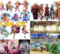 光线时代(太原)数码科技有限公司欢迎2d原画师和3d美术师的加入!