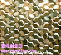 蓝海创意云蜂窝状墙体建模课程3DMAX