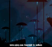 2D唯美冒险游戏GRIS全套图片资源+音频文件