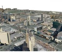 美国5个大城市纽约旧金山芝加哥低模场景1.16G MAX2014版本