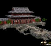 中国古代建筑房子之①