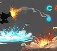 龙之谷 游戏特效设计稿 98P 下载