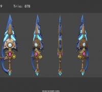 成都星蓉腾科技承接3D/次世代/2D游戏美术外包!