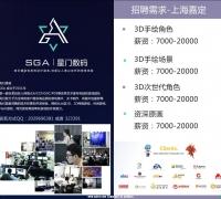 上海星門數碼科技有限公司急招,項目優秀,薪資OPEN,歡迎各路大俠優秀簡歷砸過來