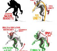 《转载》怎样处理好动画中的节奏?
