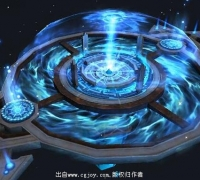 Unity3d游戏特效课程cgjoy第14期特效课程