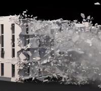 挑战Houdini 碾压maya 踢飞C4D十八条街 max插件TYFLOW最新特效教程