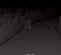 Houdini XML 程序建模 创建城市教程