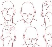 動漫繪畫教程:怎樣畫動漫人物表情