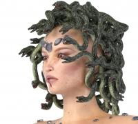 美杜莎 蛇发女妖