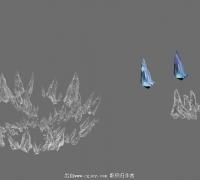 冰椎 冰 多种冰材质 合集下载