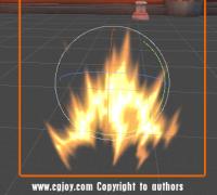 请问各位大佬Unity 粒子发射序列贴图 有办法改方向吗?
