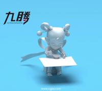 【九腾网络科技有限公司】承接3D动作/3D动画