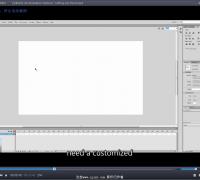 2D flash特效手绘教程,附带原版字幕01-10课