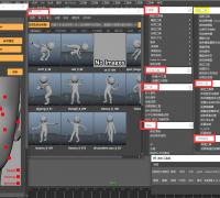 创编科技maya工具集.插件,ADV控制生成,表情插件,动作库,权重